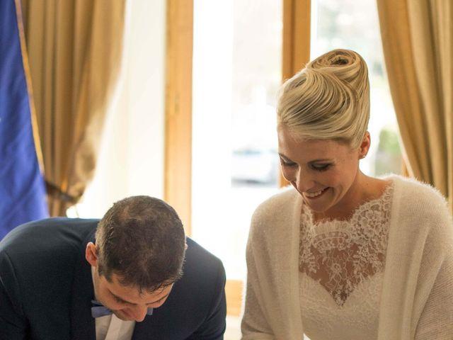 Le mariage de William et Laurie à Talloires, Haute-Savoie 38