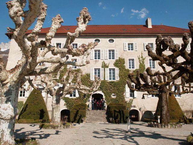 Le mariage de William et Laurie à Talloires, Haute-Savoie 39