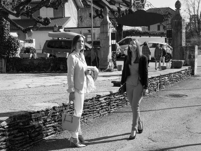 Le mariage de William et Laurie à Talloires, Haute-Savoie 40