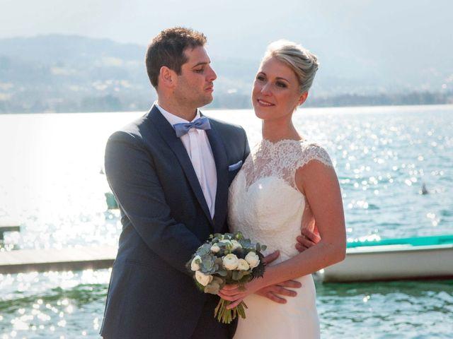 Le mariage de William et Laurie à Talloires, Haute-Savoie 44