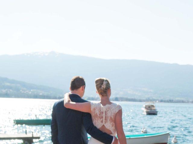 Le mariage de William et Laurie à Talloires, Haute-Savoie 49