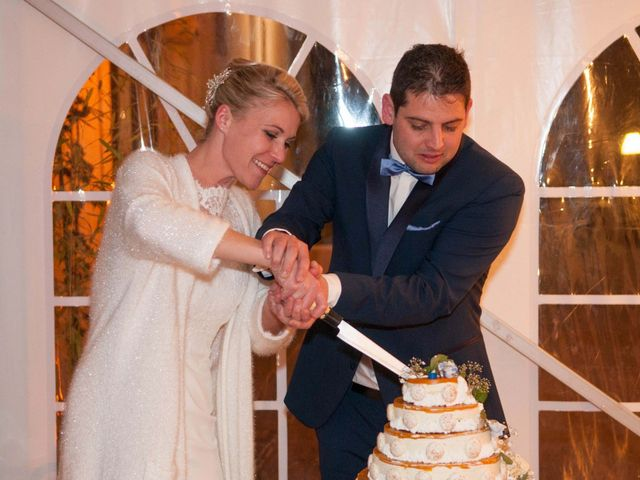 Le mariage de William et Laurie à Talloires, Haute-Savoie 69