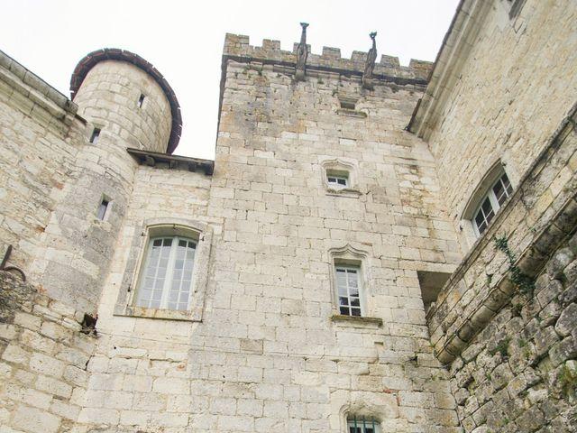 Le mariage de James et Anna à Goudourville, Tarn-et-Garonne 3