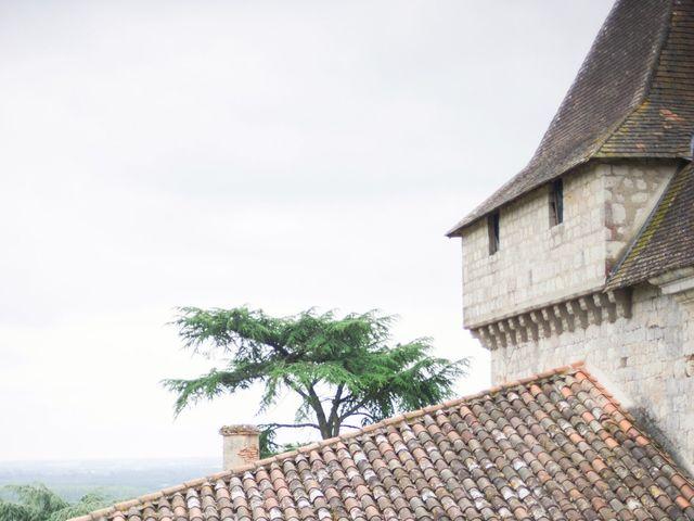 Le mariage de James et Anna à Goudourville, Tarn-et-Garonne 11