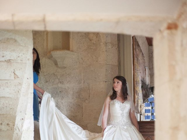 Le mariage de James et Anna à Goudourville, Tarn-et-Garonne 20