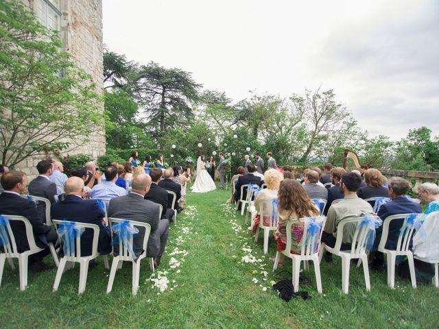 Le mariage de James et Anna à Goudourville, Tarn-et-Garonne 21
