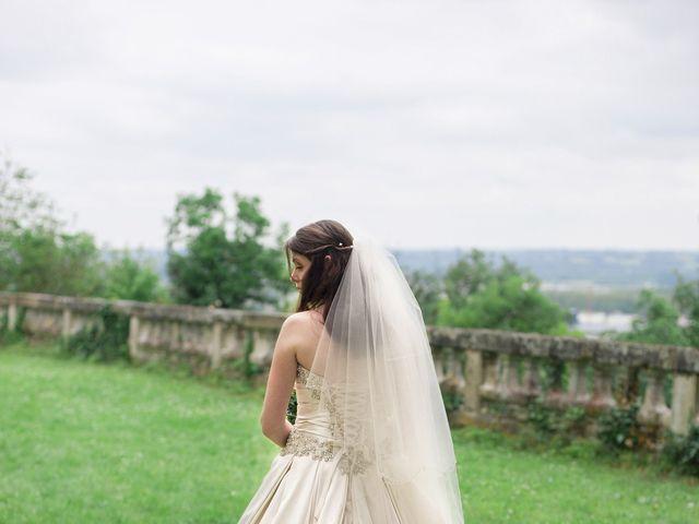 Le mariage de James et Anna à Goudourville, Tarn-et-Garonne 25