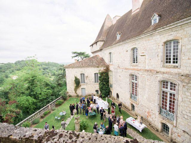 Le mariage de James et Anna à Goudourville, Tarn-et-Garonne 36