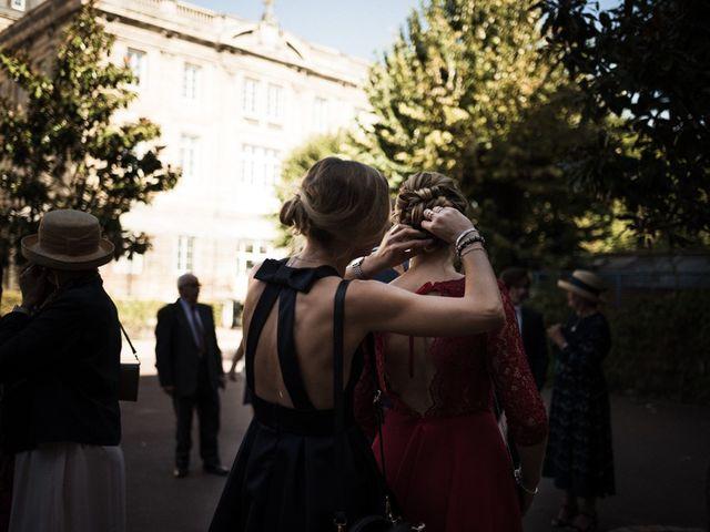 Le mariage de Antoine et Claire à Lignan-de-Bordeaux, Gironde 4