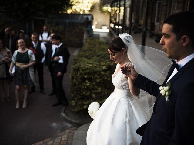 Le mariage de Antoine et Claire à Lignan-de-Bordeaux, Gironde 16