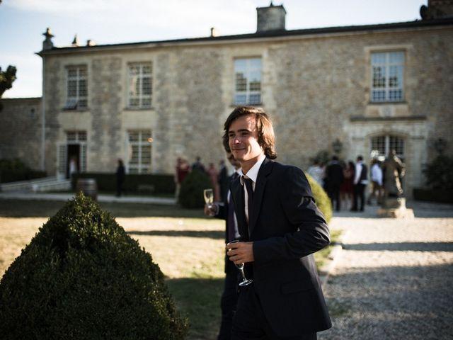 Le mariage de Antoine et Claire à Lignan-de-Bordeaux, Gironde 27