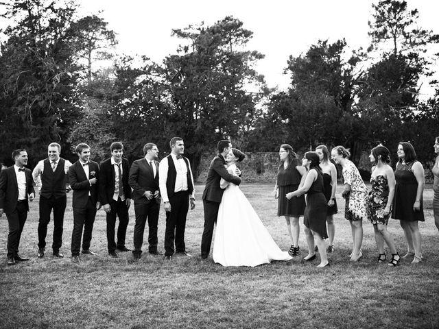 Le mariage de Antoine et Claire à Lignan-de-Bordeaux, Gironde 36