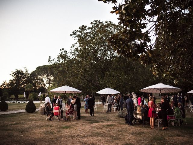 Le mariage de Antoine et Claire à Lignan-de-Bordeaux, Gironde 40
