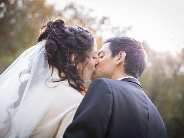 Le mariage de Charlotte et Cyril