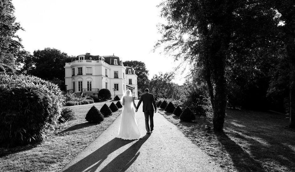 Le mariage de Bertrand et Alexandra à Plaisir, Yvelines