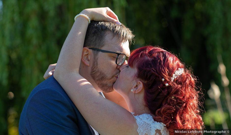 Le mariage de Morgan et Céline à Le Grand-Quevilly, Seine-Maritime