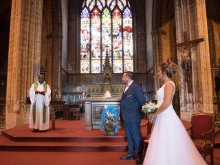 Le mariage de Coralie et Olivier 1