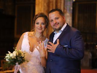 Le mariage de Coralie et Olivier