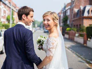 Le mariage de Clémence et Charles