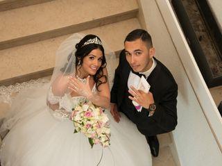 Le mariage de Carine et Antony