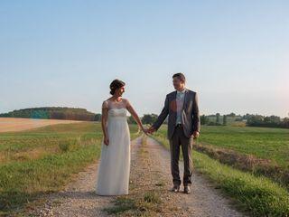 Le mariage de Guillemette et Kévin