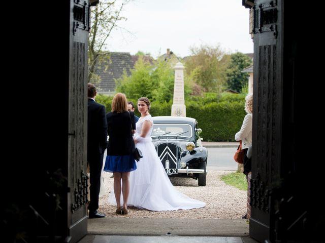 Le mariage de Jérémy et Lise à Eslettes, Seine-Maritime 12