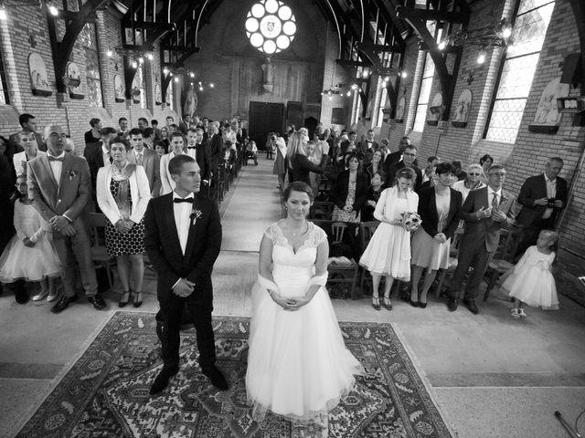 Le mariage de Jérémy et Lise à Eslettes, Seine-Maritime 13