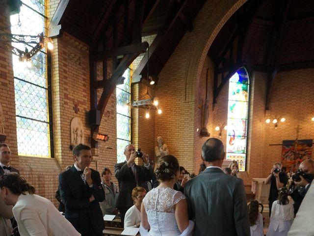 Le mariage de Jérémy et Lise à Eslettes, Seine-Maritime 14