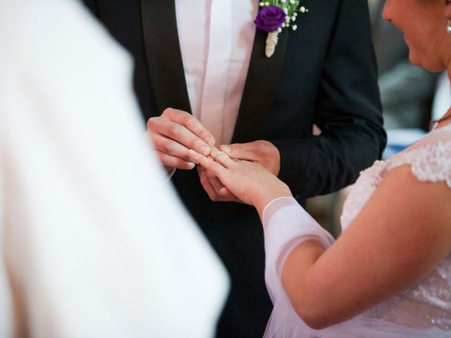 Le mariage de Jérémy et Lise à Eslettes, Seine-Maritime 15