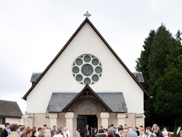 Le mariage de Jérémy et Lise à Eslettes, Seine-Maritime 18