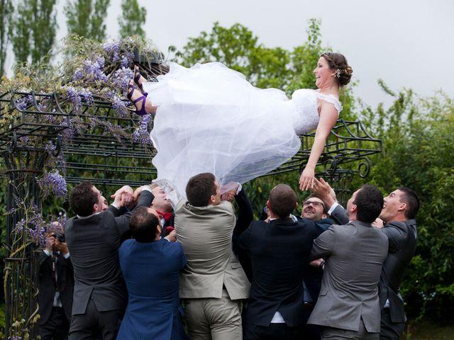 Le mariage de Jérémy et Lise à Eslettes, Seine-Maritime 20