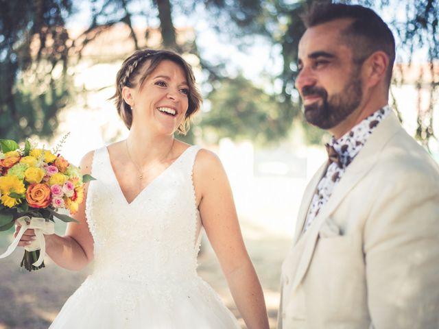 Le mariage de Michael et Aurélie à Villebois, Ain 5