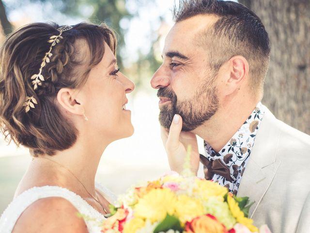 Le mariage de Michael et Aurélie à Villebois, Ain 6