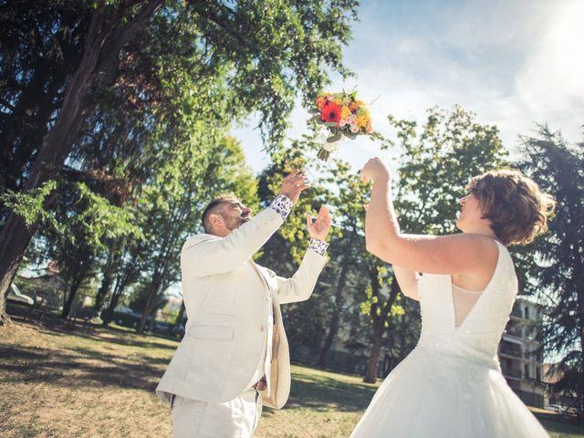 Le mariage de Michael et Aurélie à Villebois, Ain 9