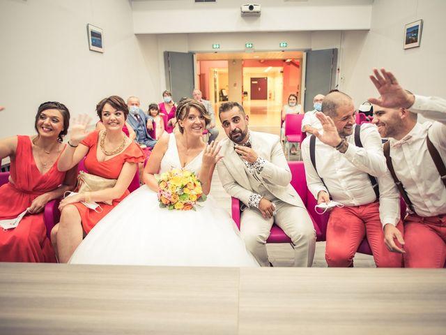 Le mariage de Michael et Aurélie à Villebois, Ain 14