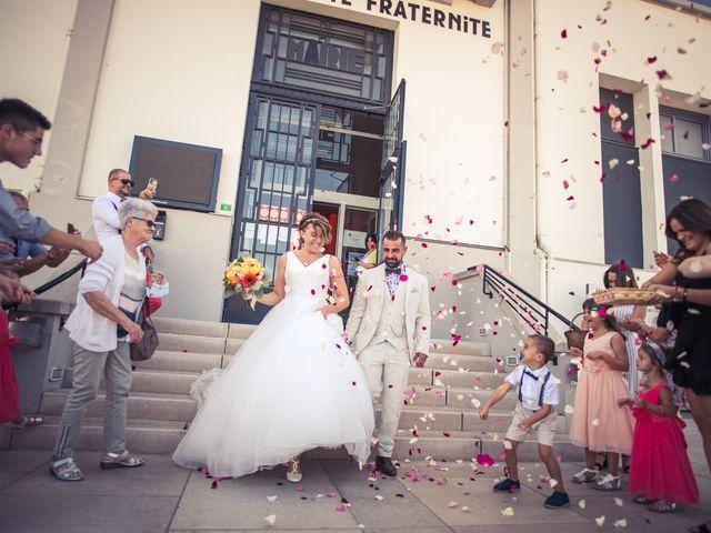 Le mariage de Michael et Aurélie à Villebois, Ain 15