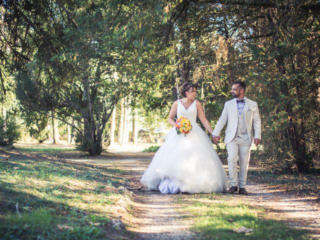 Le mariage de Michael et Aurélie à Villebois, Ain 18