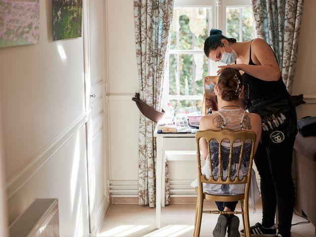 Le mariage de Quentin et Carmen à Montrouge, Hauts-de-Seine 3