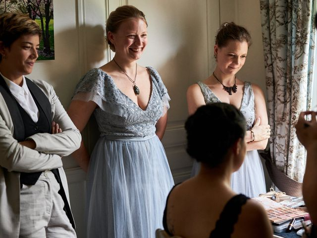Le mariage de Quentin et Carmen à Montrouge, Hauts-de-Seine 21