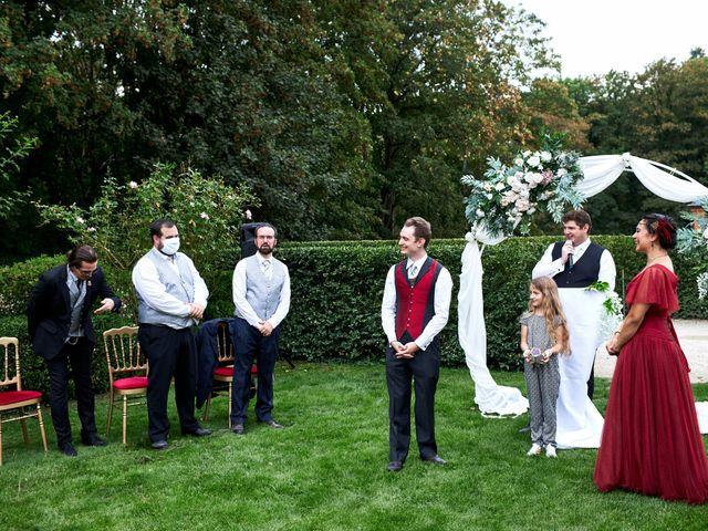 Le mariage de Quentin et Carmen à Montrouge, Hauts-de-Seine 74