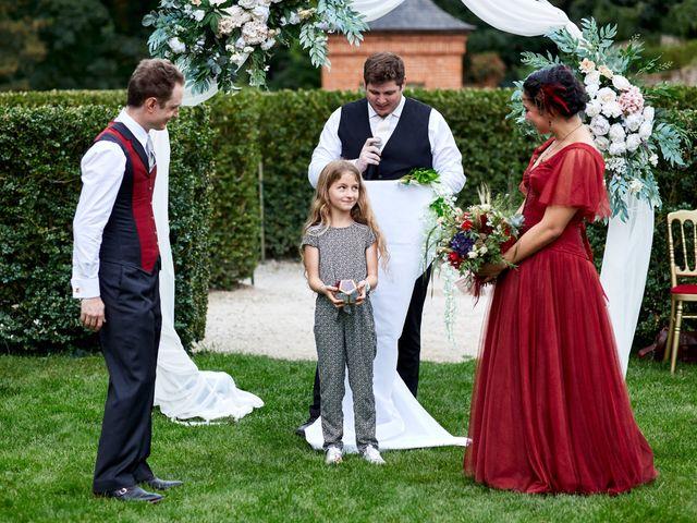 Le mariage de Quentin et Carmen à Montrouge, Hauts-de-Seine 75