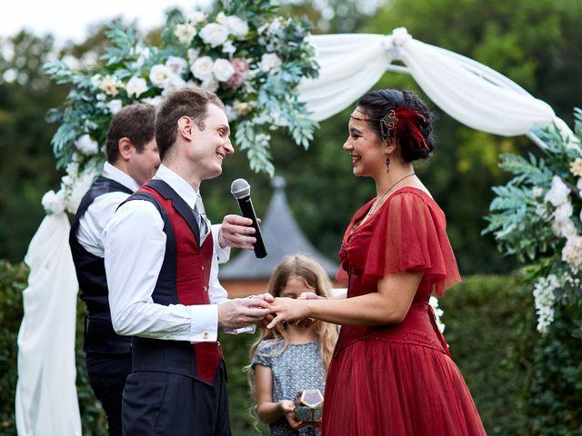 Le mariage de Quentin et Carmen à Montrouge, Hauts-de-Seine 78