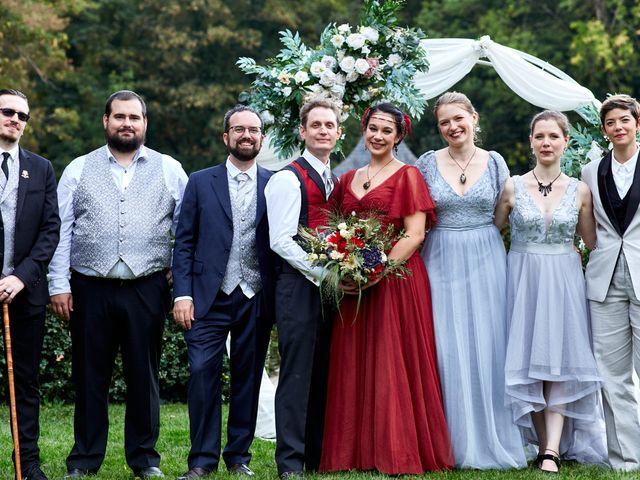 Le mariage de Quentin et Carmen à Montrouge, Hauts-de-Seine 89
