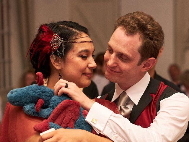Le mariage de Quentin et Carmen à Montrouge, Hauts-de-Seine 140