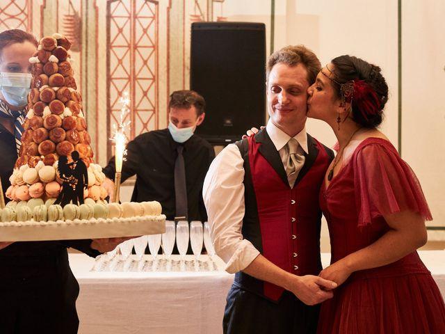 Le mariage de Quentin et Carmen à Montrouge, Hauts-de-Seine 147