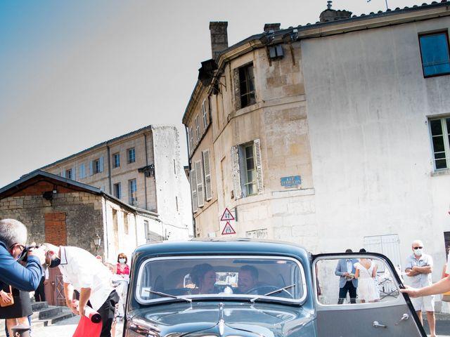 Le mariage de Olivier et Coralie à Niort, Deux-Sèvres 4