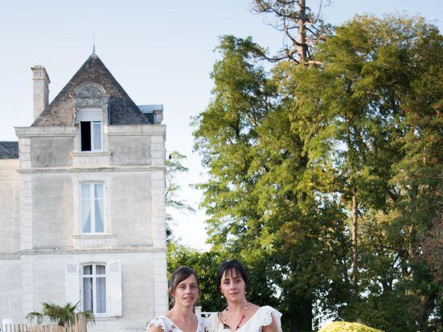 Le mariage de Olivier et Coralie à Niort, Deux-Sèvres 37