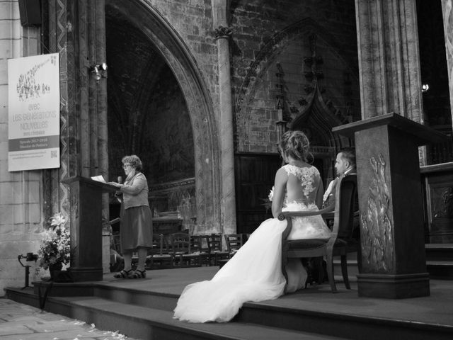 Le mariage de Olivier et Coralie à Niort, Deux-Sèvres 54