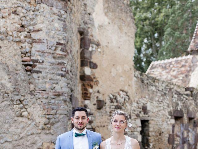 Le mariage de Alexandre et Tiffanie à Bernay, Sarthe 35