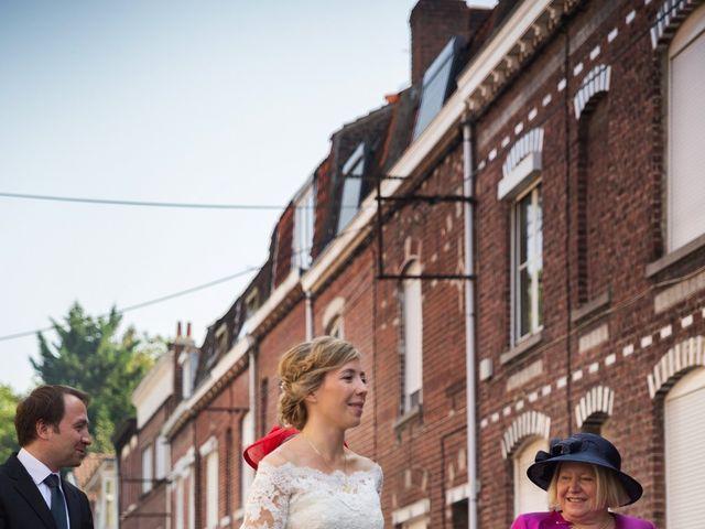 Le mariage de Charles et Clémence à Villeneuve-d'Ascq, Nord 3
